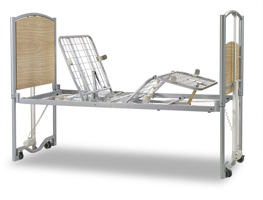 Floorbed Nursing Bed With Profiling Functions